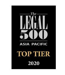Our Shipping lawyers have been consistently rated and ranked by the Asia Pacific Legal 500 to be as the best in Taiwan for the past 15 years.We invite you to take a look.